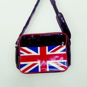 Crossbody Bag British Flag Union Jack Shoulder Bag